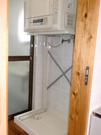 室内洗濯機置き場・衣類乾燥機付き