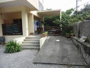 北東側(店舗入口)